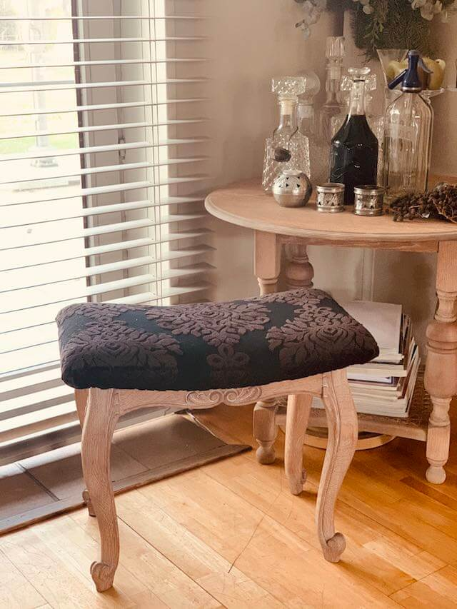 Barok footstool