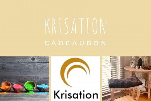 Cadeaubon Krisation